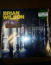 Brian wilson exclusive edition signed no pier pressure lp beach boys