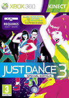 Just Dance 3  ~ Special Edition XBox 360 Kinect Game (in Great Condition)