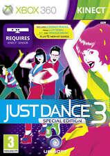 Just Dance 3 ~ SPECIAL EDITION XBOX 360 GIOCO KINECT (in ottime condizioni)