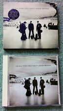 U2 - All That You Can't Leave Behind - Original CD Issue for the UK