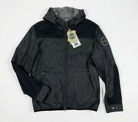 Colmar 1852 6SD giacca jacket uomo man tg 50 F48 nero giubbotto primavera T5207