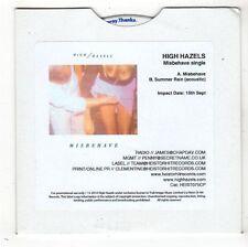 (FY153) High Hazels, Misbehave - 2014 DJ CD