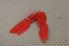 NEW 5X3  RED PROPELLERS STANDARD AND COUNTER ROTATING PROPS PACK OF 6