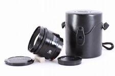 Minolta AF 85mm f/1.4 Lens for Sony Alpha Mount w/ Case #EL4064