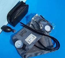 Esfigmomanómetro Plus Estetoscopio Set en Bolsa de transporte-trajes Doc, enfermera, estudiante