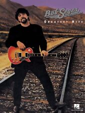 Bob Seger Greatest Hits Sheet Music Piano Vocal Guitar Songbook NEW 000306508