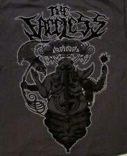 THE FACELESS cd lgo GANESH Official Grey SHIRT XL new
