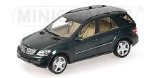 MINICHAMPS 1/43 MERCEDES BENZ M 4X4 class 2005 vert serie limitée !!!