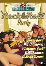 ROCK & ROLL PALACE- ROCK & ROLL PARTY  -  DVD - FREE POST IN UK