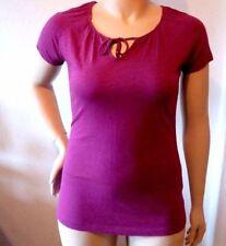 Zero locker sitzende Damenblusen, - tops & -shirts ohne Muster