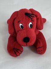 Scholastic Side Kicks Clifford the Big Red Dog Plush Stuffed Animal