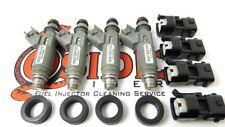 1996-98 Honda Civic EX VTEC D16Y8 Fuel Injectors 12-Hole Direct Replacements!