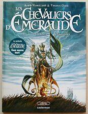Les Chevaliers d'Emeraude T 1 Les enfants Magiques T OGER éd Casterman 2011 EO