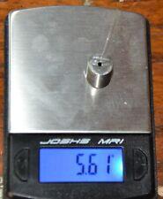 SME 3009 / 3012 doppeltes Antiskating Gewicht - 5,6 g mit Faden