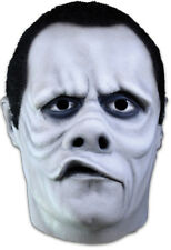"""The Twilight Zone"" Licensed ""Eye Of The Beholder"" Blk & Wht Latex Mask W/ Hair"