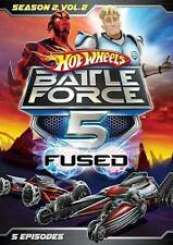 Hot Wheels: Battle Force 5 - Season 2, Vol. 2 (DVD, 2014) Free Shipping!