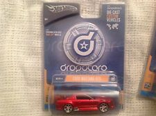Hot Wheels Dropstars 2005 Ford Mustang GTR Road Racer '05 - 1:50 Scale