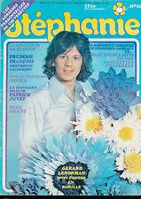 STEPHANIE 23/73 GERARD LENORMAN SHEILA JUVET MIKE BRANT CLAUDE FRANCOIS (2)