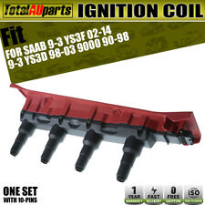Ignition Coil Pack for Saab 9000 9-3 YS3F YS3D 2.0 2.3 Turbo Eco Power 1993-2014