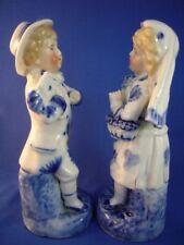 Figurine White Antique Original Porcelain & China