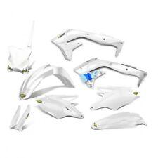 Powerflow plete body kit kawasaki white - Cycra 1CYC-9318-42