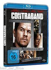 CONTRABAND (Mark Wahlberg, Kate Beckinsale) Blu-ray Disc NEU+OVP
