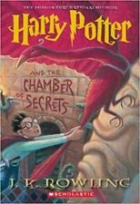 Harry Potter and the Chamber of Secrets by J. K. Rowling (Digital, 2000)