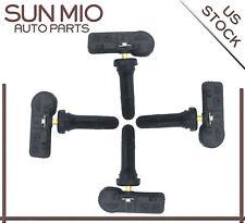 4X Tire Pressure Sensor For GMC Sierra1500 07-15 3.3L Savana3500 2013-2012 3.5L