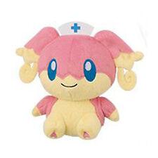 """Pokemon GO AUDINO 4"""" Chibi Plush Doll Toy Plushie 2015 Movie XY UFO Banpresto"""