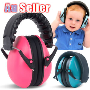 Children Baby Infant Ear Muffs Hearing Protection Noise Cancelling Kids Earmuffs