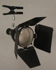 COSMOLIGHT - CAMPANELLA NERA 500W 220V E27 - PHOTOFLOOD