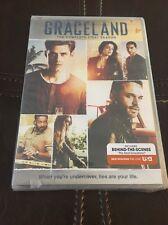 BRAND NEW - Graceland: Season 1 DVD The Complete First Season