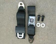GM MARK OF EXCELLENCE LAP SEAT BELT CAMARO CHEVELLE NOVA FIREBIRD GTO 442 GS KIT