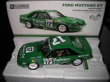 1986 Ford Mustang GT Dick Johnson Diecast Model Car 1 18