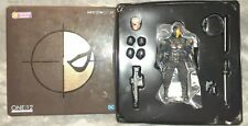 Mezco ONE:12 PX EXCLUSIVE DEATHSTROKE ACTION FIGURE USED DAMAGED RARE HTF