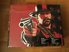Red Dead Redemption 2 Collector's Edition Box NO GAMES OPEN BOX