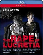 The Rape of Lucretia [Blu-ray], New DVDs