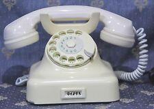 Deutsche Post Telefon W 48 Elfenbein Weiß
