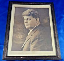 "1900-1920 Charles W. Clark Opera Star Signed Photo Autograph 7.5"" x 10"""