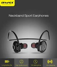 Awei Blutooth Sport Cordless Wireless Headphone In-Ear Bluetooth Earphone Earbud