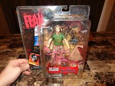 Texas Chainsaw Massacre Signed The Hitchhiker Action Figure Ed Neal Horror Movie