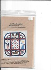 Let Freedom Ring Quakertown Quilt Pattern Kit BOM: LADY LIBERTY.