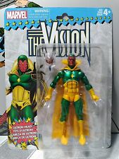 Marvel Legends vision retro carded vintage