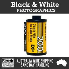 1 Roll Kodak ColorPlus 200 35mm 36exp