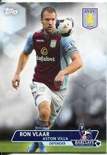 Premier Gold Soccer 13/14 Base Card #106 Ron Vlaar