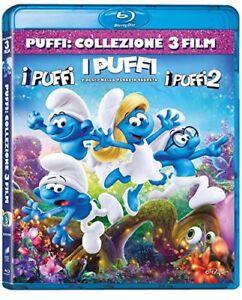 Puffi - Collezione 3 Film (3 Blu-Ray) SONY PICTURES