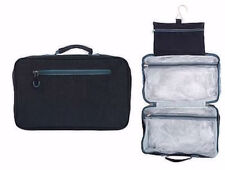 Toiletry Bag, Make-up Bag -  Annabel Trends WET PACK BLACK Free Post