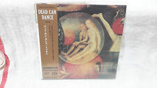 DEAD CAN DANCE Aion mini LP CD/SACD double layer  Japan, sealed, MoFi edition