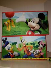 Mickey Mouse Toy Bins Organize Storage Bins Kids