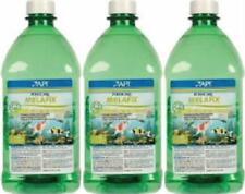 API Pond Care MelaFix 64 oz. Koi and Goldfish Antibacterial Remedy 176C  3 Pack